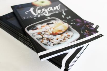 Kochbuch My Vegan Fitness Guide